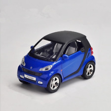 Benz Smart 1:32 Model Car Toys Sound&Light Alloy Diecast Gifts&Collection Blue