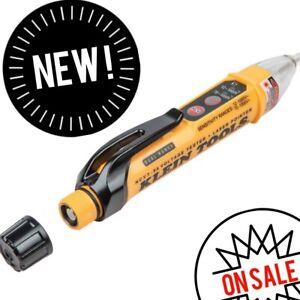 Klein Tools NCVT5A Dual-Range Non-Contact Voltage Tester With Laser Pointer USA*