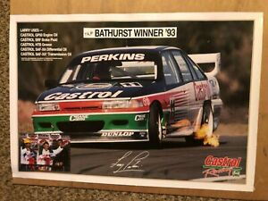 Larry Perkins Commodore poster