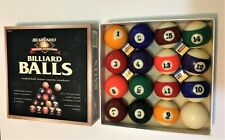Harvard Billiard Balls P0503