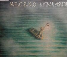 MECANO : NATURE MORTE (VERSIONS) - [ MAXI-CD ]