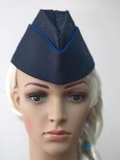 Pilot uniform half woolen FSB bluish-black with cornflower blue edging