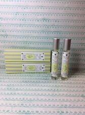 Royal Apothic - Perfumed Fragrance Oil - Roller Ball - Green Tea - 0.33oz 2 Pack