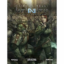 Infinity RPG: Ariadna (Softcover)