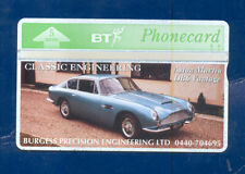 "UNITED KINGDOM: BTG-102 Classic Engineering 1 ""Aston Martin"" CN:271E New"