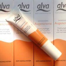 Alva Sanddorn Augencreme 15ml Anti-Aging Naturkosmetik Augenpflege bio vegan