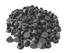 Lamello Clamex Abdeckkappen, schwarz, 100 Stk.   335281