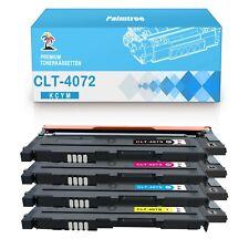 4 Toner für Samsung CLT-4072 CLP-325N CLP-320N CLX-3185FW CLX-3185N CLX-3185FN
