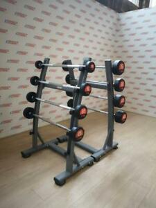 Origin Fixed Barbell with Straight Handles
