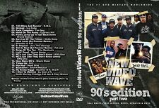 Best of the 90s Hip Hop Edition #2 [Video Mix & Mixtape] CD & DVD [Double Disc]