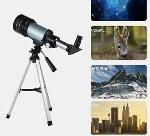 Telescope HD Monocular 150X Refractive Space Astronomical Spotting Scope Tripod
