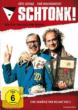 DVD * SCHTONK! (2016) REMASTERED | GÖTZ GEORGE , UWE OCHSENKNECHT # NEU OVP