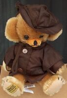 MERRYTHOUGHT Cheeky  Down Under Teddy Bear Mohair  216/250 England