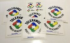 Teaching Tolerance Stickers-Southern Poverty Law Center