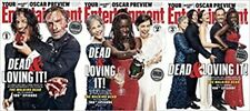 Entertainment Weekly Magazine September 29, 2017 The Walking Dead - NO LABELS