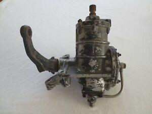 Jaguar Sedan 3.4,3.8,3.8S Power Assisted Steering Unit 1963-1968 USED OEM LHD