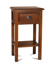 Mahogany Square Console or  Lamp Table