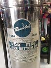 Soda Acid Randolph Laboratories Fire Extinguisher Vintage NOS