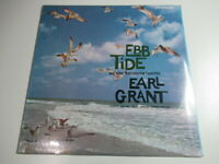 """Earl Grant SEALED 12"""" LP Record Ebb Tide & Other Instrumental MCA Records 194"""