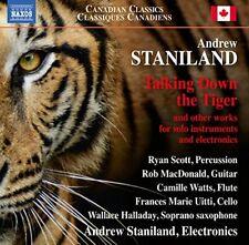 Camille Watts - Staniland:Talking Down [Ryan Scott; Rob MacDonald; [CD]