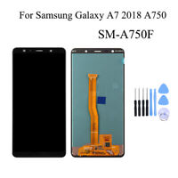 For Samsung Galaxy A7 2018 A750 Genuine LCD Display Screen Replacement Digitizer