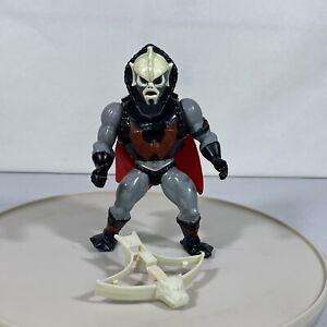 HORDAK Vintage He-man Masters Of The Universe Figure MOTU Near Complete Bow