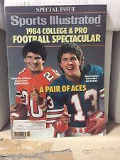 1984 Dan Marino and Bernie Kosar Football Spectacular Sports Illustrated