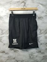 Nike Mens Running Shorts Sz Small Black H Logo #34
