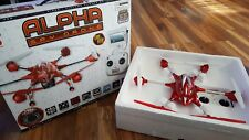 ALPHA SPY DRONE LIVE FEED VIDEO PICTURES CAMERA USED IN BOX