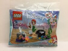 LEGO  30552 - Disney Princess / Aerials Underwater Symphony Minifigure Poly Bag