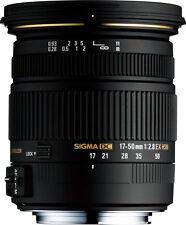 Sigma EX 17-50 mm F/2.8 OS HSM EX DC Objektiv
