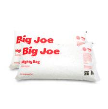 BEAN BAG FILLER REFILL Chair Seat Lounge Beans 2-Pack 100 L Polystyrene Big Joe
