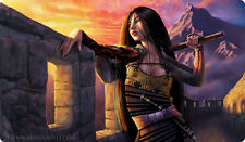 L5R Playmat [ Hida O-Ushi ] for Legend of the Five Rings LCG