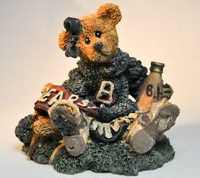 Boyds Bears: Bailey - The Cheerleader - Style 2268 - First Edition 1E/ 1091