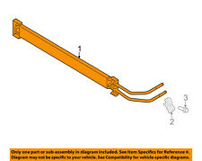 PORSCHE OEM 11-15 Cayenne Power Steering-Oil Fluid Cooler 95834706900