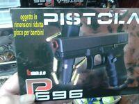 Slugterra Pistola Eli Shane Spara 2 Proiettili Contemporaneamente Giocattolo