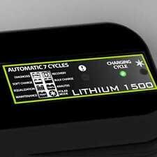 Mantenitore Carica Batteria Moto Litio LiFePO4 BC Lithium 1500  Cod. 700BCL1500P