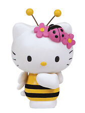 "Precious Moments Hello Kitty ""Bumble Bee"" Cat Porcelain Figurine SANRIO NEW"