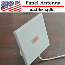 2.4Ghz 14dbi SMA High Gain WiFi Wlan Extender direction Panel Antenna Long Range