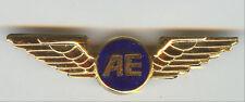Air Europe Defunct Italian Airlines Crew Pilot Wings