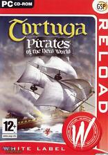 Tortuga Pirates Of The New World (PC CD Game) Brand NEW & Factory Sealed