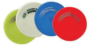Aerobie Kinderwurfscheibe Flying Disc Throw Squidgie Soft 7 7/8in Yellow