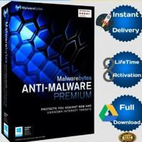 Malwarebytes Premium 2020 - ✅Lifetime License ✅Windows/1PC 📧⚡Email Delivery ⚡📧