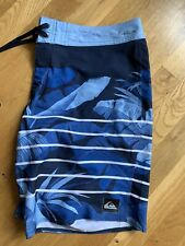 Quiksilver Men's Board Shorts, Size 36