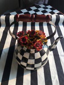 mackenzie-childs large teapot