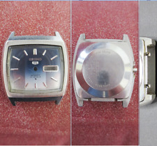 cassa quadrante seiko 5 automatic 6319 503l dial case watch steell parts vintage