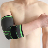Elastic Pressure Bandage Basketball Tennis Elbow Support Protector Brace Band