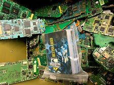 Cell Phone Circuit Boards Metal Gold Scrap Recovery 2.3 pounds w/Direct TV Cards