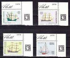 Argentina Scott B80-B83 Mint NH (Catalog Value $30.00)