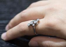 Fun Diamond Bubble Ring